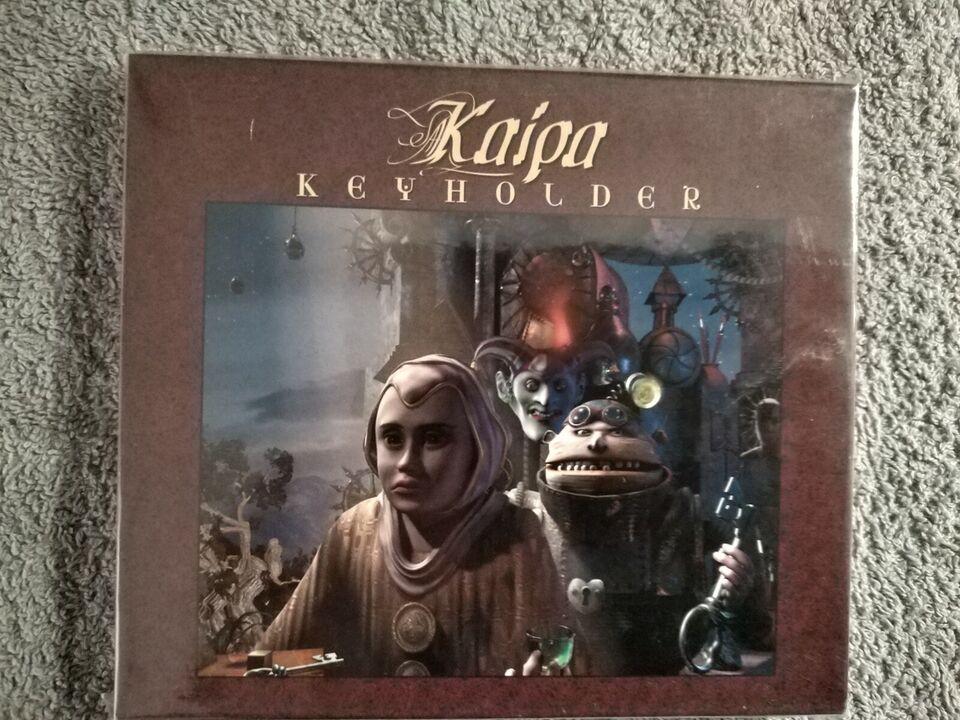 Kaipa: Keyholder, rock