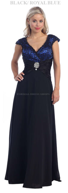MOTHER OF THE BRIDE GROOM DRESSES PLUS SIZE EVENING GOWN SPECIAL OCCASION CRUISE