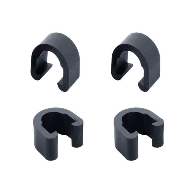C-CLIPS for Sheath JAGWIRE Noir 4 pz/ c-clips Jagwire BLACK 4 pz