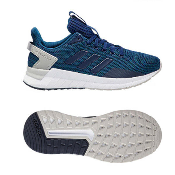 Adidas Questar Ride Men's Running shoes bluee Sport Fitness Gym Walking F34978