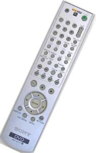 Genuine Sony RMT-D171P DVD Player Remote For DVP-NS780V DVP-NS775V