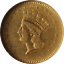 1859-S-Type-3-Liberty-Gold-1-NGC-XF45-Great-Eye-Appeal-Nice-Strike thumbnail 1