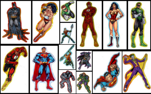 Le Joker Autocollant Decal ~ DETECTIVE COMICS Comics Justice League Super Héros Méchant ~ Bogo 40/% OFF