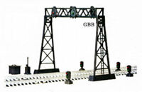 Ho Scale Two Track Signal Bridge Kit - Bulk Purchase - Model Power 419