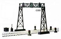 Ho Scale Two Track Signal Bridge Kit - Bulk Purchase - Model Power 419