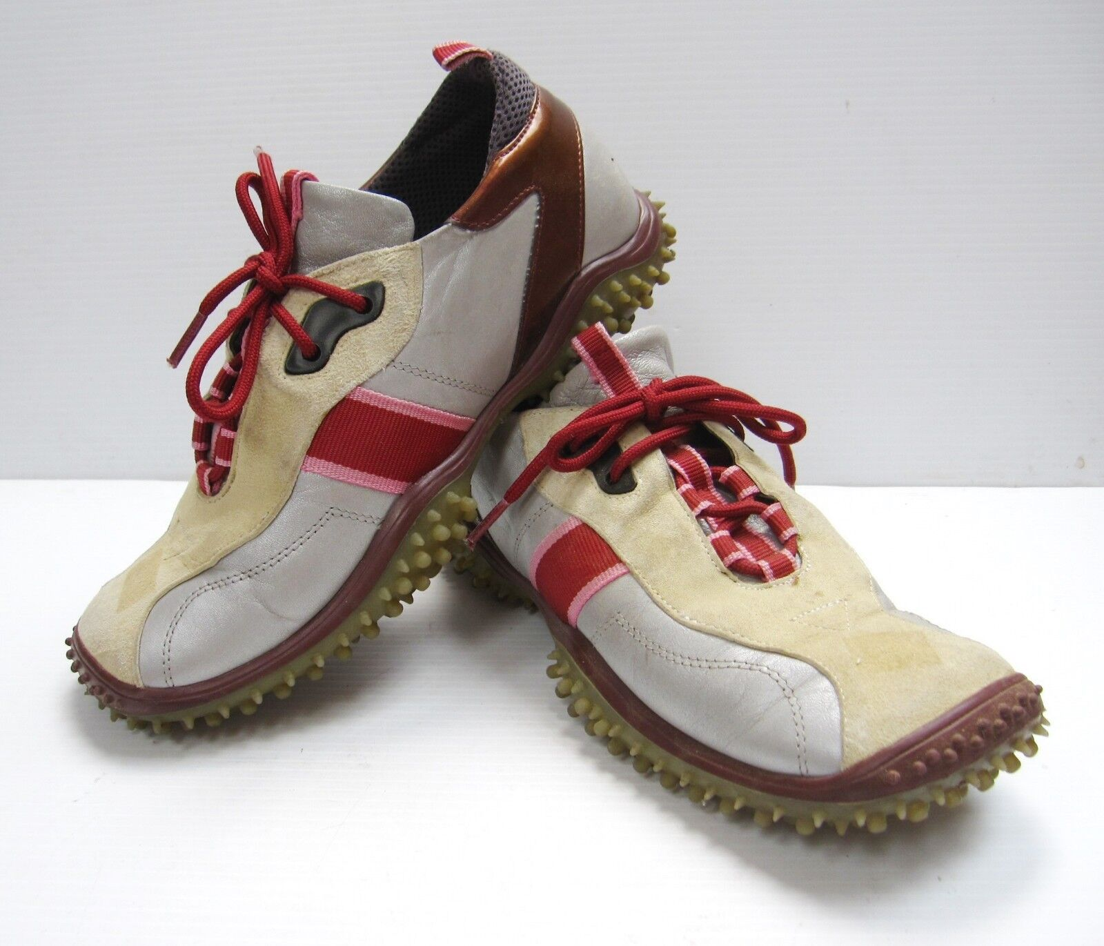 Damenschuhe RARE Nordstrom Dimol Schuhes  Leder Tennis Athletic SNEAKERS Schuhes Dimol 38 2f761f