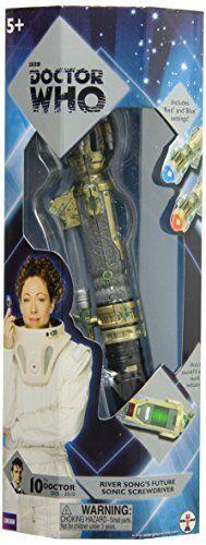 Dr Who Future Tournevis Sonique 5ys
