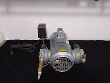Gast Model5lca 34 Hp Industrial Piston Vacuum Pump Compressor Oil Less
