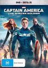 Captain America The Winter Soldier Digital Copy R4 DVD