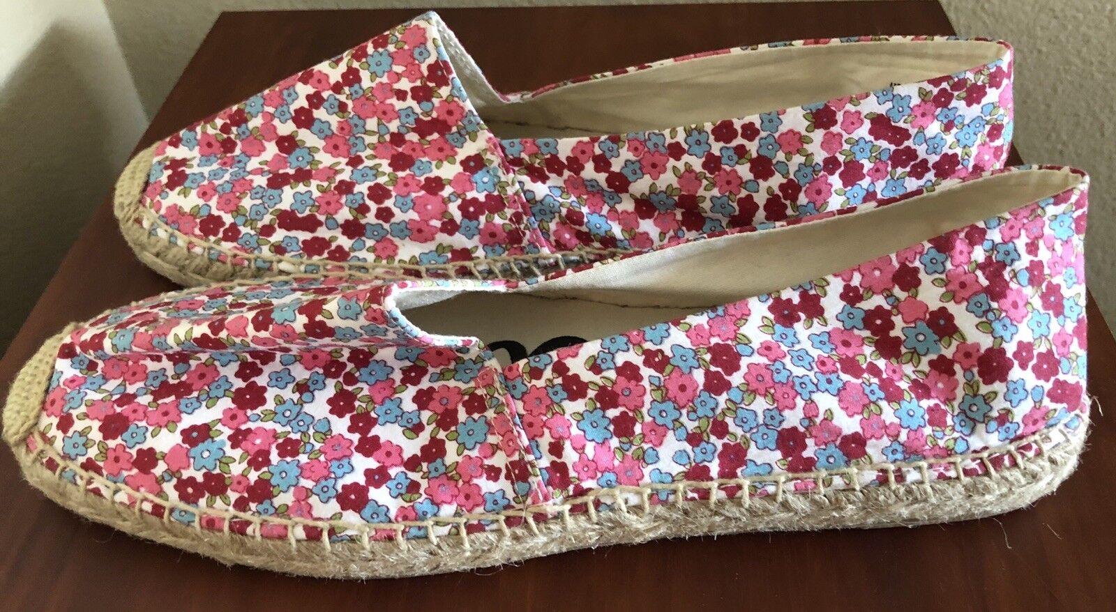 Sam Edelman Verona Women Espadrille Floral Size 10 10 10 4ee68a