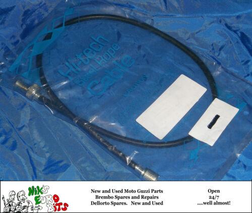 99-01 01-02 // V11 LEMANS nu Speedo cable /& boot Moto GUZZI V11 SPORT