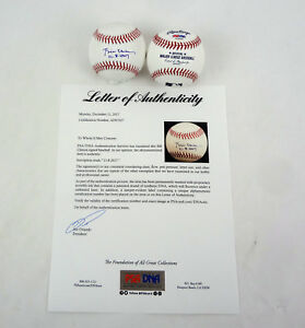 President-Bill-Clinton-Signed-Autograph-MLB-Baseball-PSA-DNA-COA