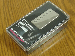 NEW Seymour Duncan APH-2n SLASH Alnico Pro II 2 Humbucker PICKUP Neck Nickel