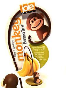 Joie-Monkey-Banana-Holder-Tree-Hang-Bananas-to-Ripen-Evenly-5-75-inches-Tall