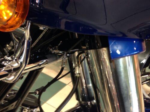 GADSPKGB Fits 2015 up H-D RoadGlide Wind Deflector Glide Air Deflector System