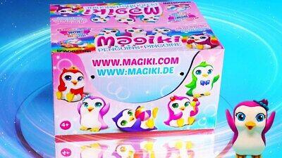 Magiki pingouins figures-Complétez votre collection