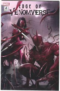 Edge-Of-Venomverse-1-Marvel-2017-NM-Francesco-Mattina-Variant-Daredevil