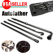 Vehicle F-150 04-14 Spare Tire Tool Lug Wrench Extension Iron Tire Jack w//bag P//N: ET-CAR-TIRE003-BK HTTMT