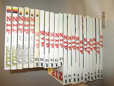 ZIP # 18,19 TB  1974  Freibeuter Verlag