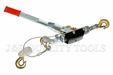5 Ton Hand Puller Heavy Duty Winch Pull Hoist Come Along Cable Lever