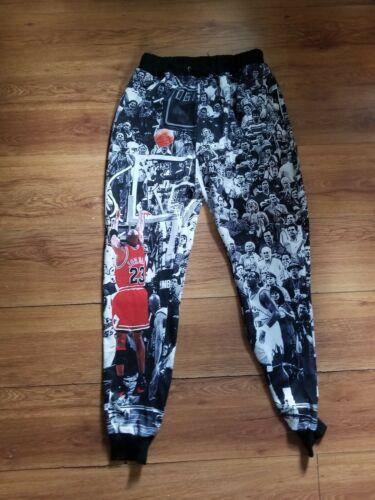 VTG Sunny Lin Michael Jordan Womens XL Jogger Swe… - image 1