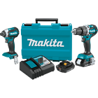 Makita XT269R 18V 2-Tool Cordless Combo Kit