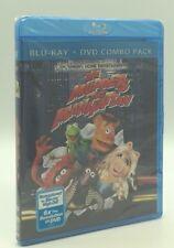 The Muppets Take Manhattan (Blu-ray/DVD, 2011, 2-Disc Set)
