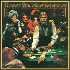 NEW-CD-Album-Kenny-Rogers-The-Gambler-Mini-LP-Style-Card-Case