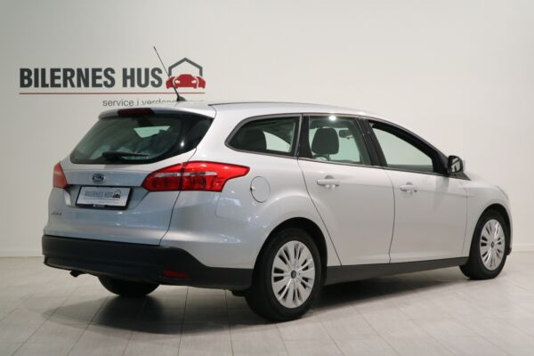 Ford Focus 1,5 TDCi 120 Business stc. aut. - billede 1