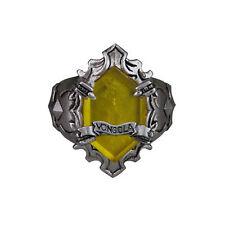 Katekyo Hitman Reborn New Vongola Ring Anello Giallo Sasagawa Ryouhei Originale
