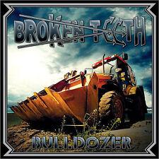 BROKEN TEETH - Bulldozer (NEW*LIM.ED.100*SPLATTER V.*J.MCMASTER*AC/DC*J.PRIEST)