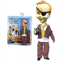 Venture Bros. Series 6 Billy Quizboy Action Figure Toys Bif Bang Pow