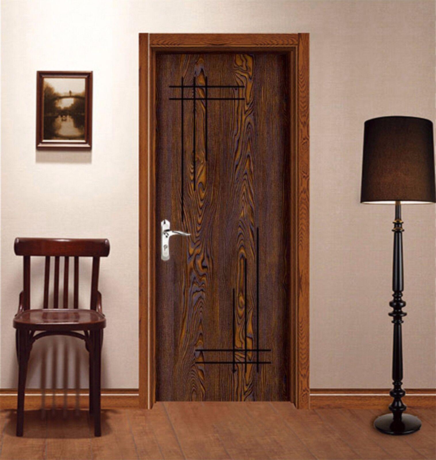 3D Muster 752 Tür Wandmalerei Wandaufkleber Aufkleber AJ WALLPAPER DE Kyra