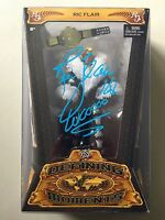 Wwe Defining Moments Ric Flair Figure Signed By Ric Flair Autograph Wcw Wwf