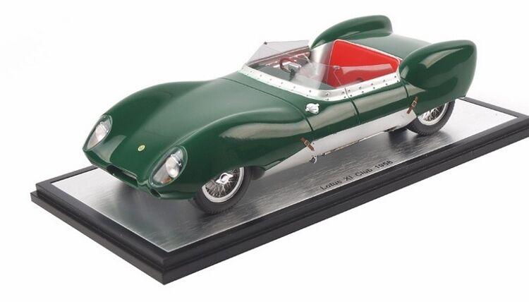 1956 Lotus XI Club 1 18 skala modelllllerler bil av Spark