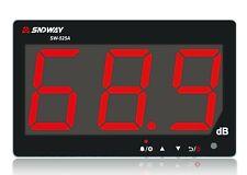 3 Wall Mount Lcd Digital Sound Level Meter 30130db Decibel Noise Measurement