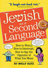 Jewish as a Second Language by Molly Katz (Paperback, 2010)