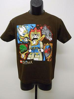 Kids' Clothing, Shoes & Accs 100% True New Lego Chima Pacific Youth Medium M Size 10/12 Shirt Elegant And Graceful