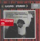 Tchaikovsky: Concerto No. 1; Rachmaninoff: Concerto No. 2 Super Audio Hybrid CD (CD, Oct-2004, RCA Red Seal)