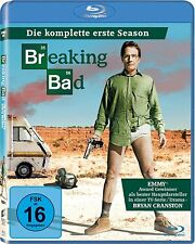 BREAKING BAD, Season 1 (2 Blu-ray Discs) NEU+OVP