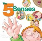 The 5 Senses by Rosa Maria Curto, Nuria Roca (Paperback, 2016)
