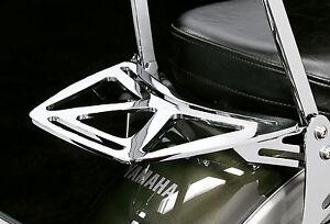 LUGGAGE-RACK-for-VL-1500-LC-INTRUDER-Highway-Hawk-Sissy-Bar-Backrest-525-0031