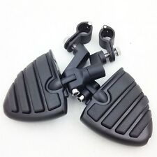 "1.25"" Wing Foot pegs Clamps for KAWASAKI VULCAN VN400 VN800 VN900 VN1500 VN2000"