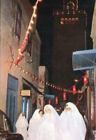 Alte Postkarte - Tunis - Rue Sidi Ben Arous