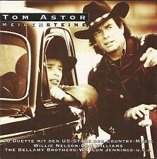 (CD) Tom Astor - Meilensteine - Take Me Home Country Roads, Redneck Riviera