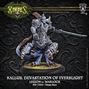 Hordes-Legion-Kallus-Devastation-of-Everblight-Warlock-PIP73105-NEW