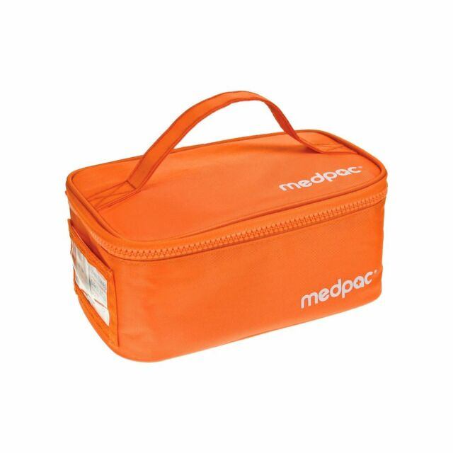 Large Medpac (Insulated) - Medication Bag  - Asthma, Allergies, Diabetes NEW
