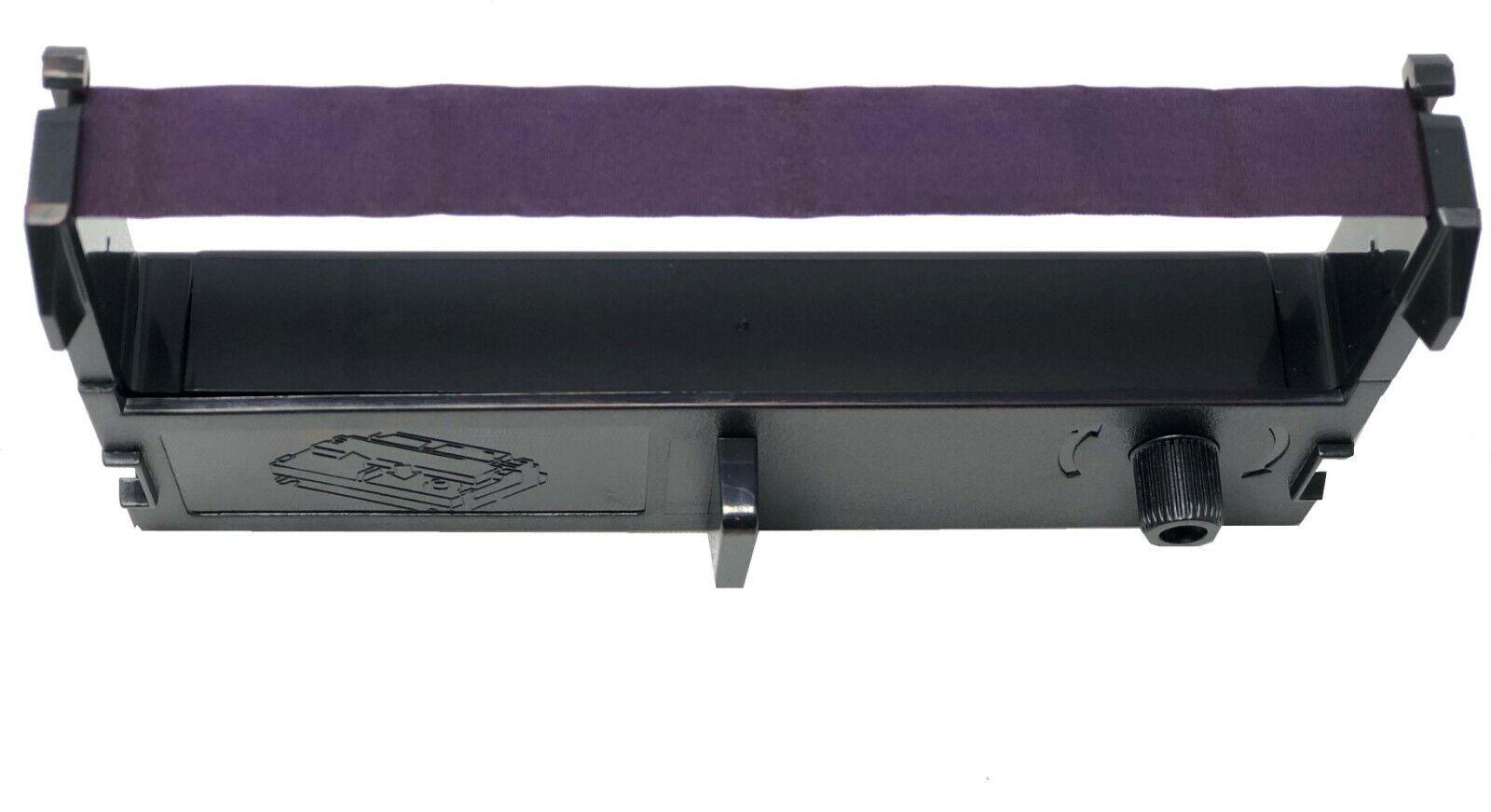 M-U110 OPC311 Compatible Purple Ribbons 3 ER-350II EPSON ERC-39 ERC-39P