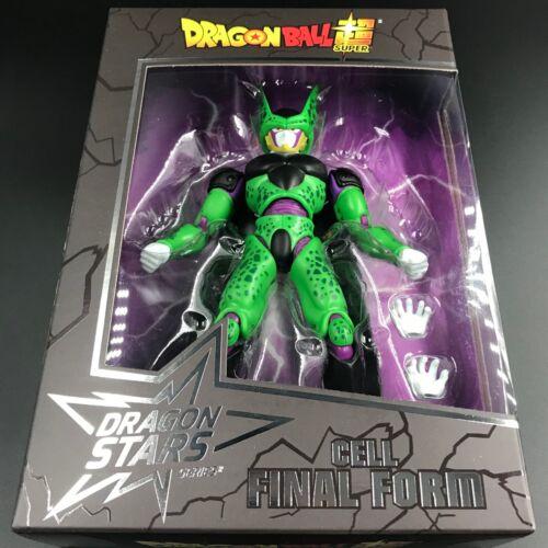 Series 10 Cell Final Form Figure Bandai Dragon Stars: Dragon Ball Super
