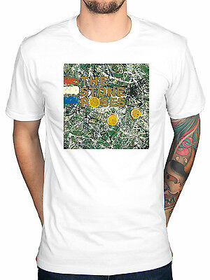 Official The Stone Roses Original Album Cover T-Shirt Made Of Stone Love Spreads